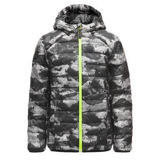 Junior Boys' [8-18] Geared Hoody Jacket