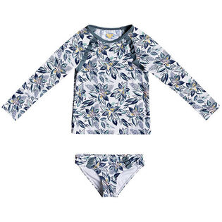 Girls' [3-6] Magic Seeker Rashguard Two-Piece Set