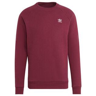 Men's Adicolor Essentials Trefoil Crew Sweatshirt