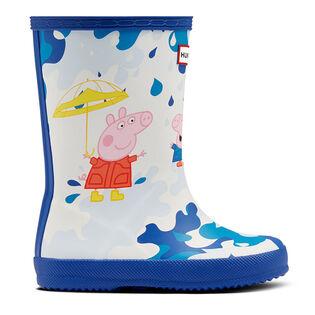 Bottes de pluie First Classic Peppa Pig pour enfants [8-12]
