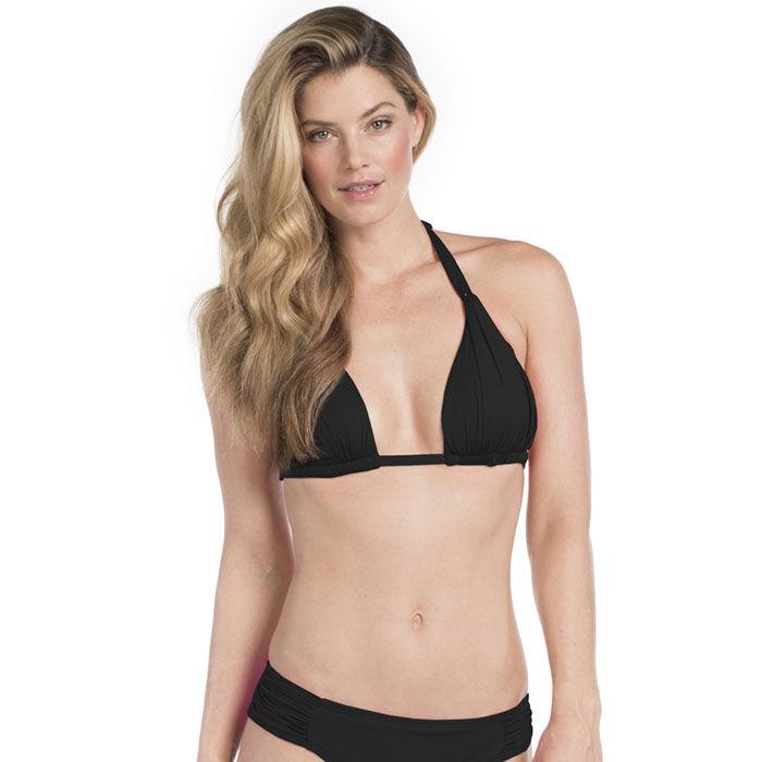 Haut de bikini à licou Island Goddess pour femmes