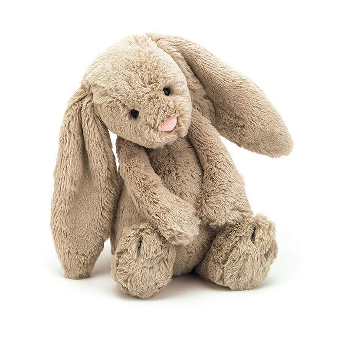 Bashful Beige Bunny (12