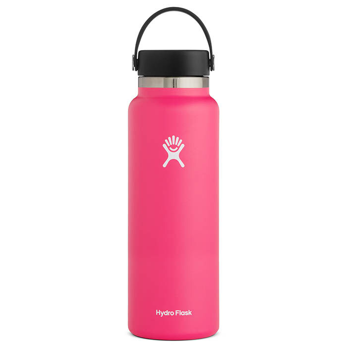 40 Oz Wide Mouth Insulated Bottle