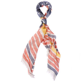 Women's Sealand Striped Scarf