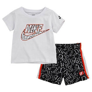 Boys' [2-4] JDI Tee + Short Two-Piece Set