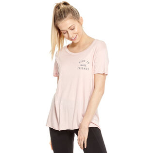 Women's Here To Make Friends Dakota T-Shirt