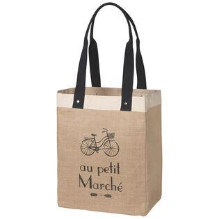 Marche Market Tote Bag