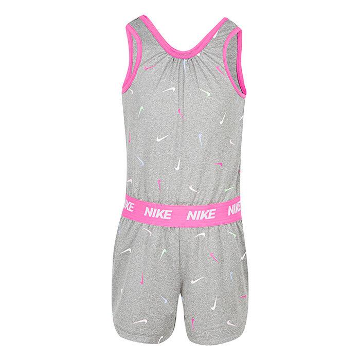 7fc220f48 Girls' [2-4T] Dri-FIT® Sport Essentials Reversible Romper | Nike ...