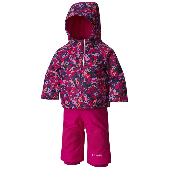 d1cd59b69 Girls' [4-7] Buga™ Two-Piece Snowsuit | Columbia | Sporting Life Online