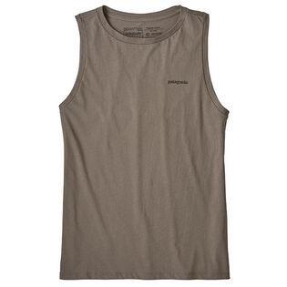 Women's Paper Peaks Organic Muscle T-Shirt