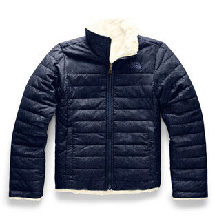 Junior Girls' [7-20] Reversible Mossbud Swirl Jacket