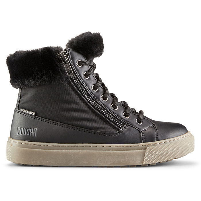 Juniors' [13-6] Dublin Suede Winter Sneaker