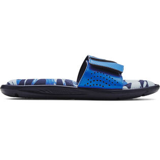 Juniors' [1-6] Ignite VI Graphic FB Slide Sandal