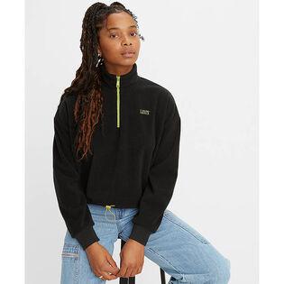 Women's Trekker Quarter-Zip Pullover Sweatshirt