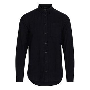 Men's Plain Cotton Shirt