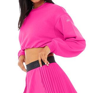 Women's Devotion Crew Pullover Sweatshirt