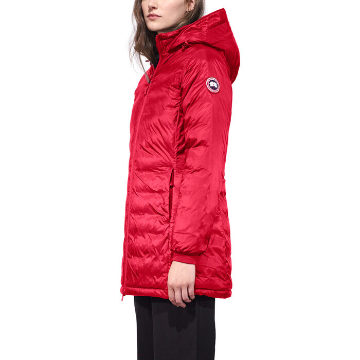 Women s Camp Down Hooded Jacket  75b93a4636