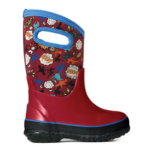 Kids' [7-1] Classic Super Hero Insulated Boot