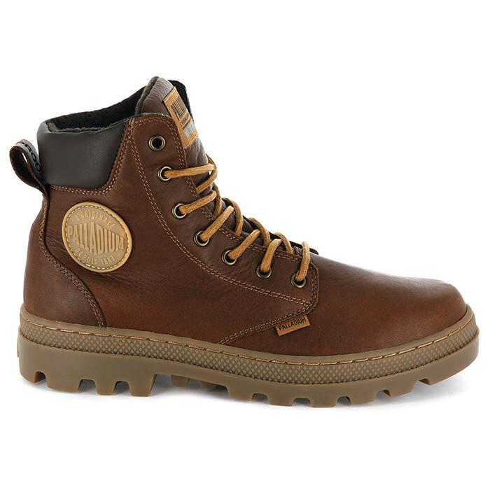Men's Pallabosse Sport Cuff Waterproof Leather Boot