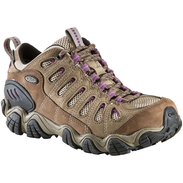 Women's Sawtooth Low Waterproof Shoe (Wide)