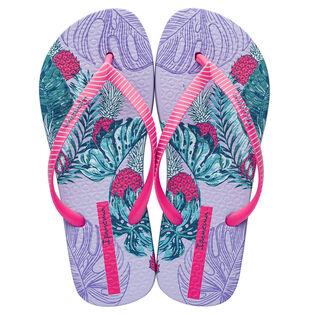 Women's Tropical Flip Flop Sandal