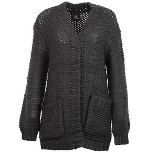 Women's Knit List Cardigan