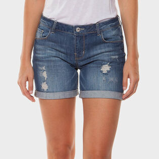 Women's Mid Cuffed Short