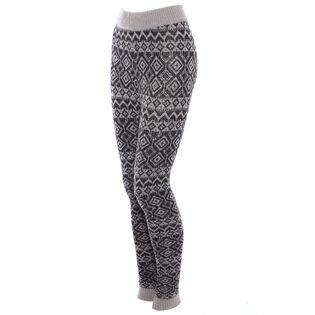 Women's Fairisle Sweater Legging