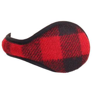 Unisex Buffalo Plaid Ear Warmer