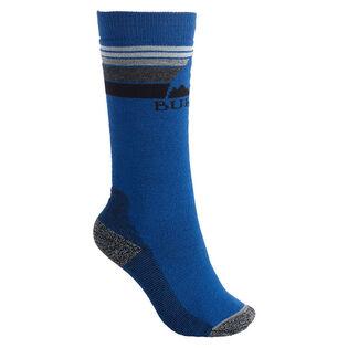 Juniors' [8-16] Emblem Midweight Snowboard Sock