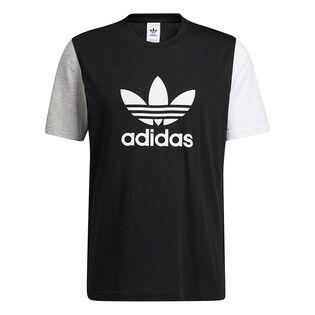 Men's Blocked Trefoil T-Shirt