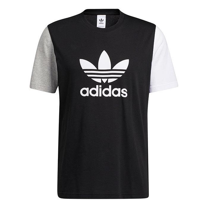 T-shirt Blocked Trefoil pour hommes