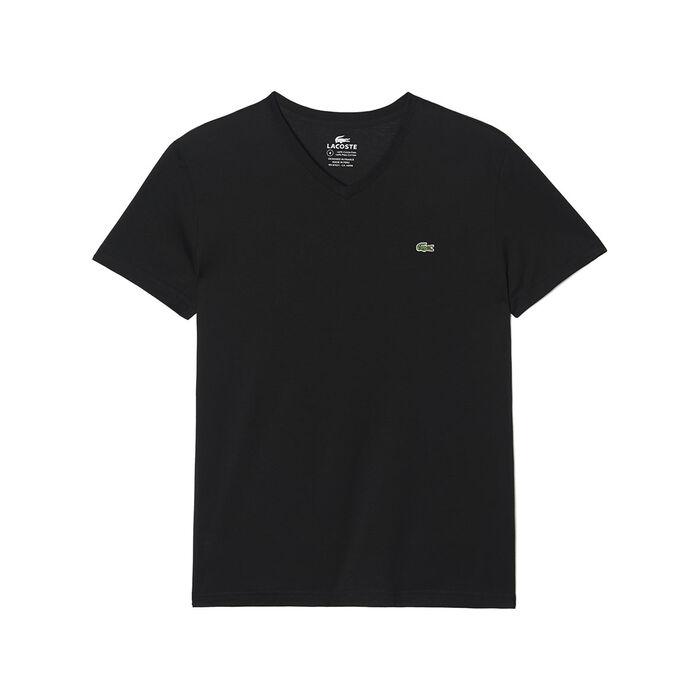 Men's V-Neck Basic T-Shirt