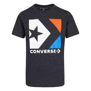 Boys' [4-7] Star Chevron Box T-Shirt
