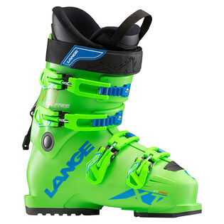 Juniors' XT 80 Wide Short Cuff Ski Boot [2020]