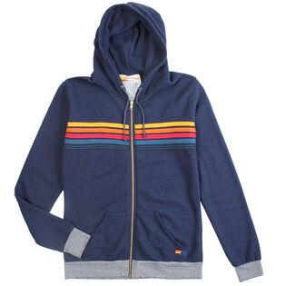 Unisex 5 Stripe Hoodie