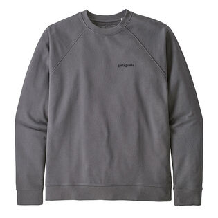 Men's P-6 Logo Organic Crew Sweatshirt