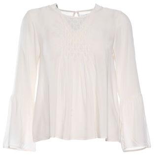 Women's Rhea Bell Sleeve Top