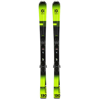 Skis Deacon pour juniors + fixations vMotion Jr. GW [2020]