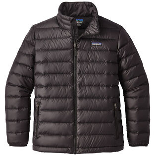 Junior Boys' Down Sweater Jacket