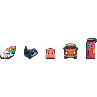 Easy Rider Jibbitz™ Charm (5 Pack)