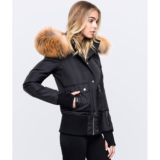 Women's Fordham Fitted Bomber Jacket