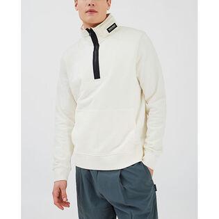 Men's Compact Half-Zip Sweatshirt