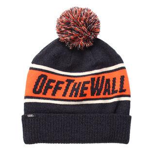 Men's 'Off The Wall' Pom Beanie