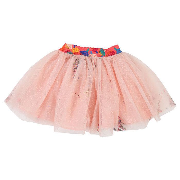 ea7e397d15 Girls' [3-5] Glitter Tulle Skirt   Billieblush   Sporting Life Online