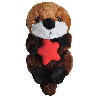 Sea Otter Stuffed Animal