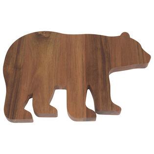 Boris Bear Shaped Serving Board