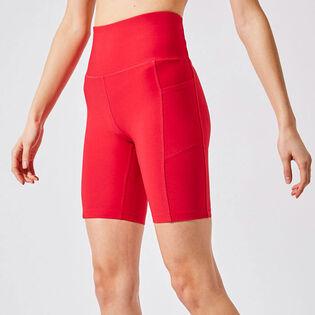Women's Brisk Biker Short