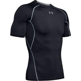 Men's Heatgear® Armour Compression Short Sleeve Shirt