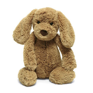 """Bashful Toffee Puppy (7"""")"""